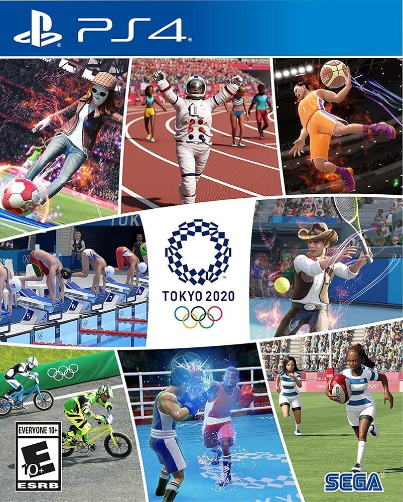 Ps4 Tokyo 2020 Olympic Games - Ps4 Tokyo 2020 Olympic Games