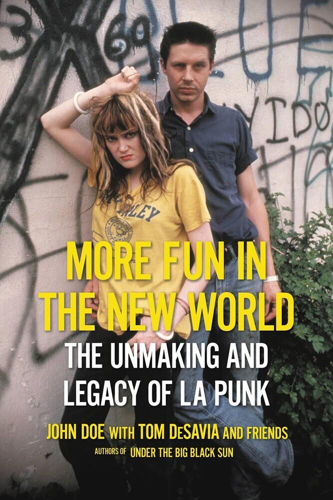 John Doe  / Desavia,Tom - More Fun In The New World (Ppbk)