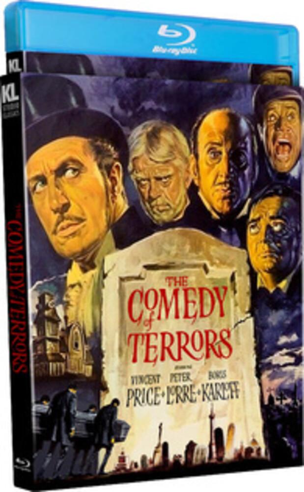 Comedy of Terrors (1964) - Comedy Of Terrors (1964) / (Spec)