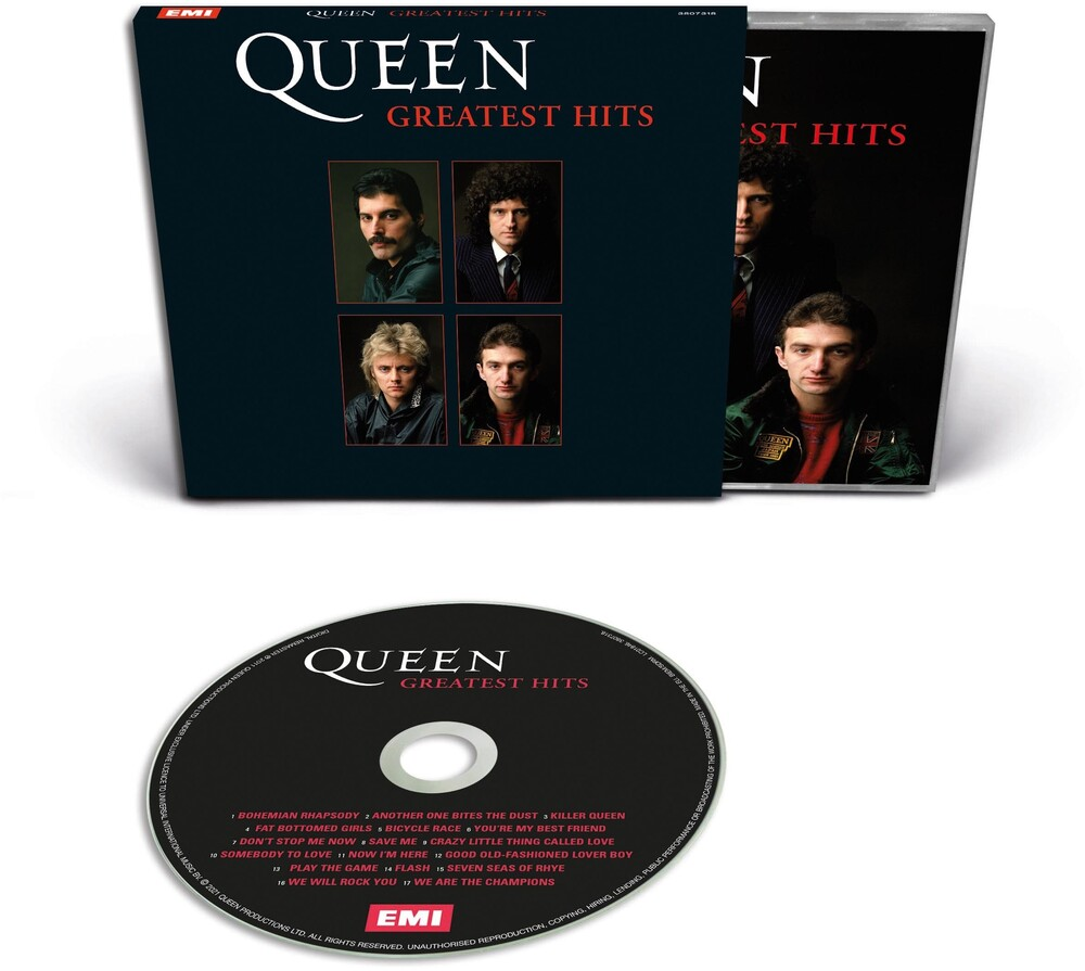 Queen - Greatest Hits [Limited Edition]