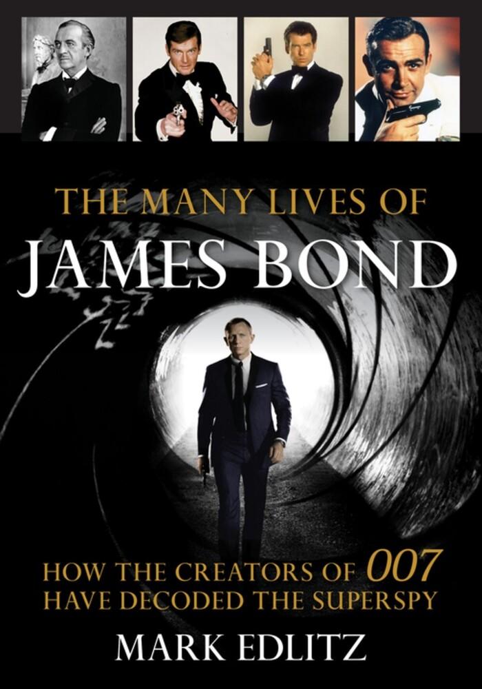 Mark Edlitz - Many Lives Of James Bond (Ppbk)