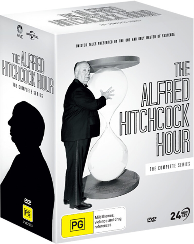 Alfred Hitchcock Hour: The Complete Series - Alfred Hitchcock Hour: The Complete Series (24pc)