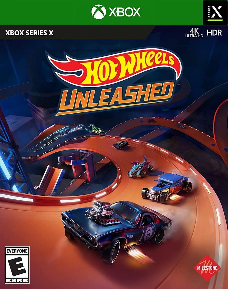 Xbx Hot Wheels Unleashed - Xbx Hot Wheels Unleashed