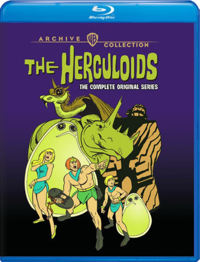 - Herculoids: Complete Orig Series (3pc) / (Mod)
