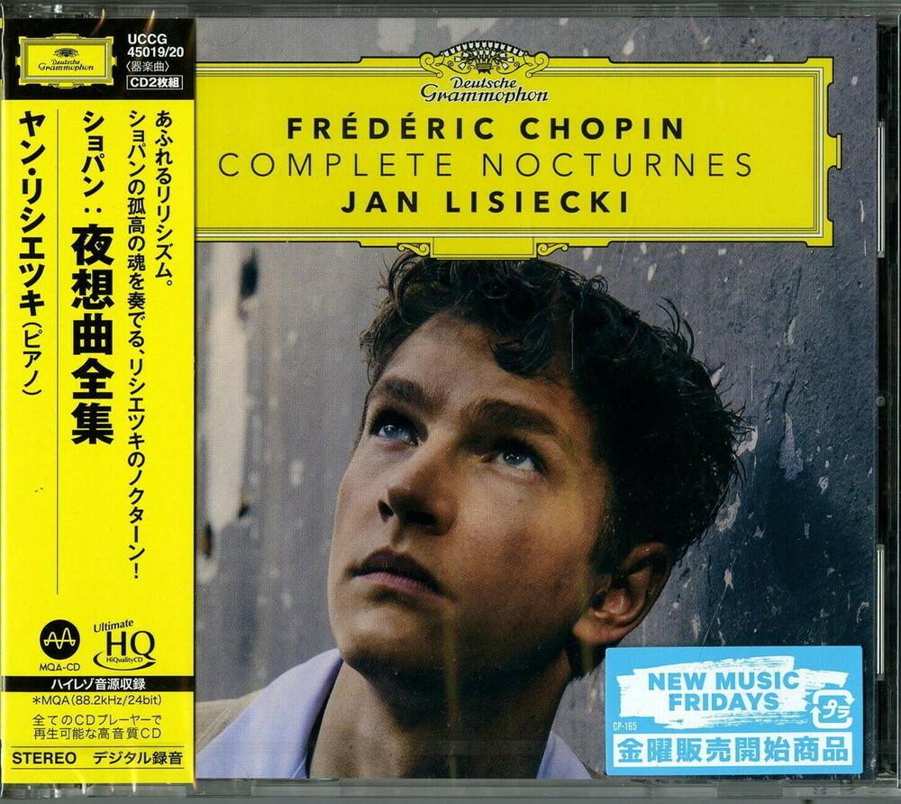 Jan Lisiecki - Chopin: Complete Nocturnes (Set) (Hqcd) (Jpn)