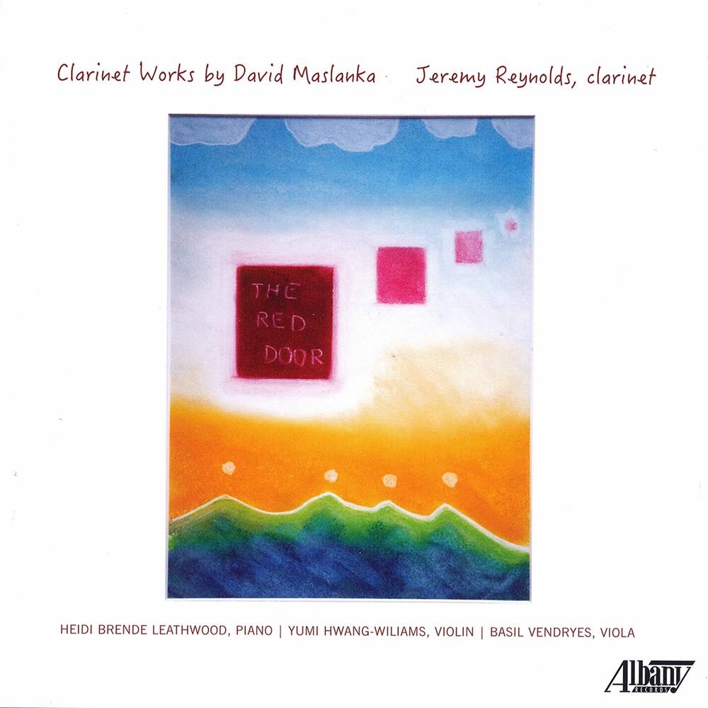 Reynolds - Clarinet Works (2pk)