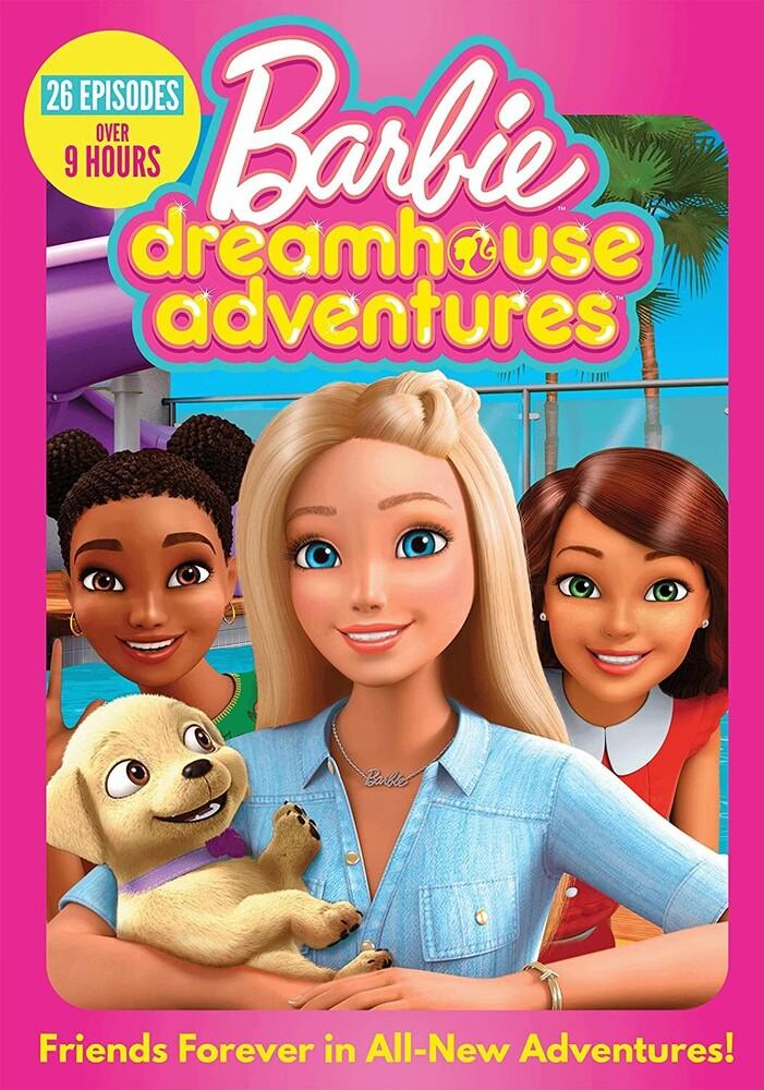 Barbie Dreamhouse Adventures - Barbie Dreamhouse Adventures (2pc) / (2pk)