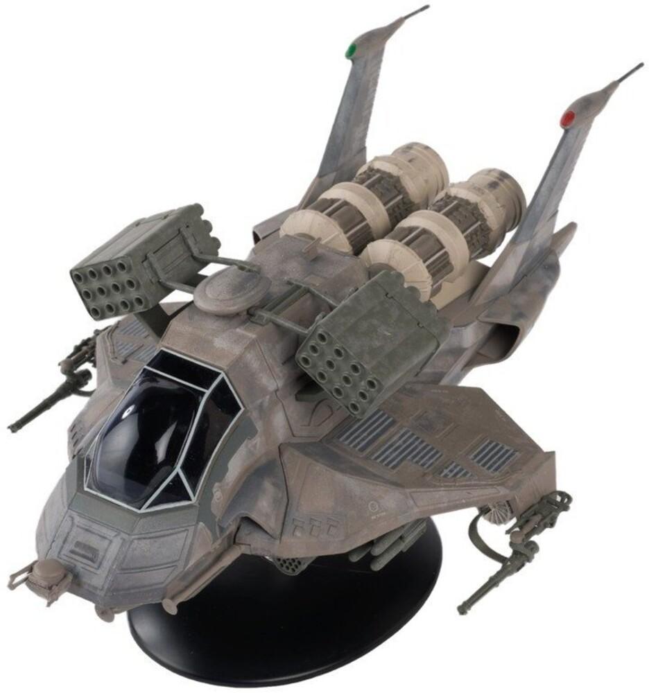 BATTLESTAR GALACTICA - Battlestar Galactica - Colonial Heavy Raptor (Fig)