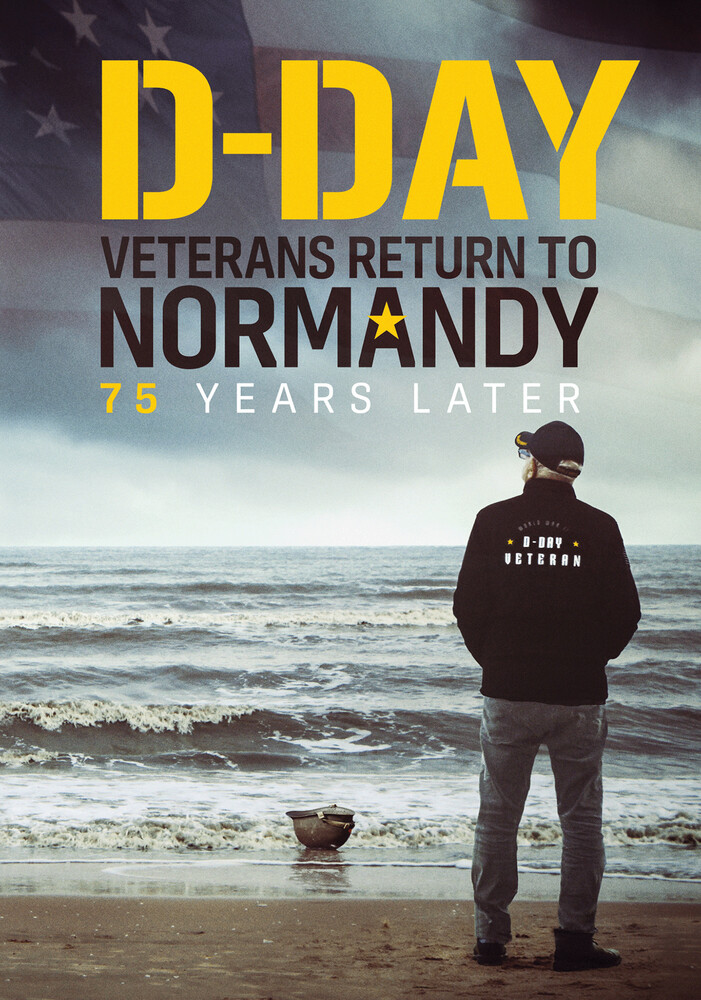 D-Day Veterans Return to Normandy - D-Day Veterans Return To Normandy Mod Dvd / (Mod)