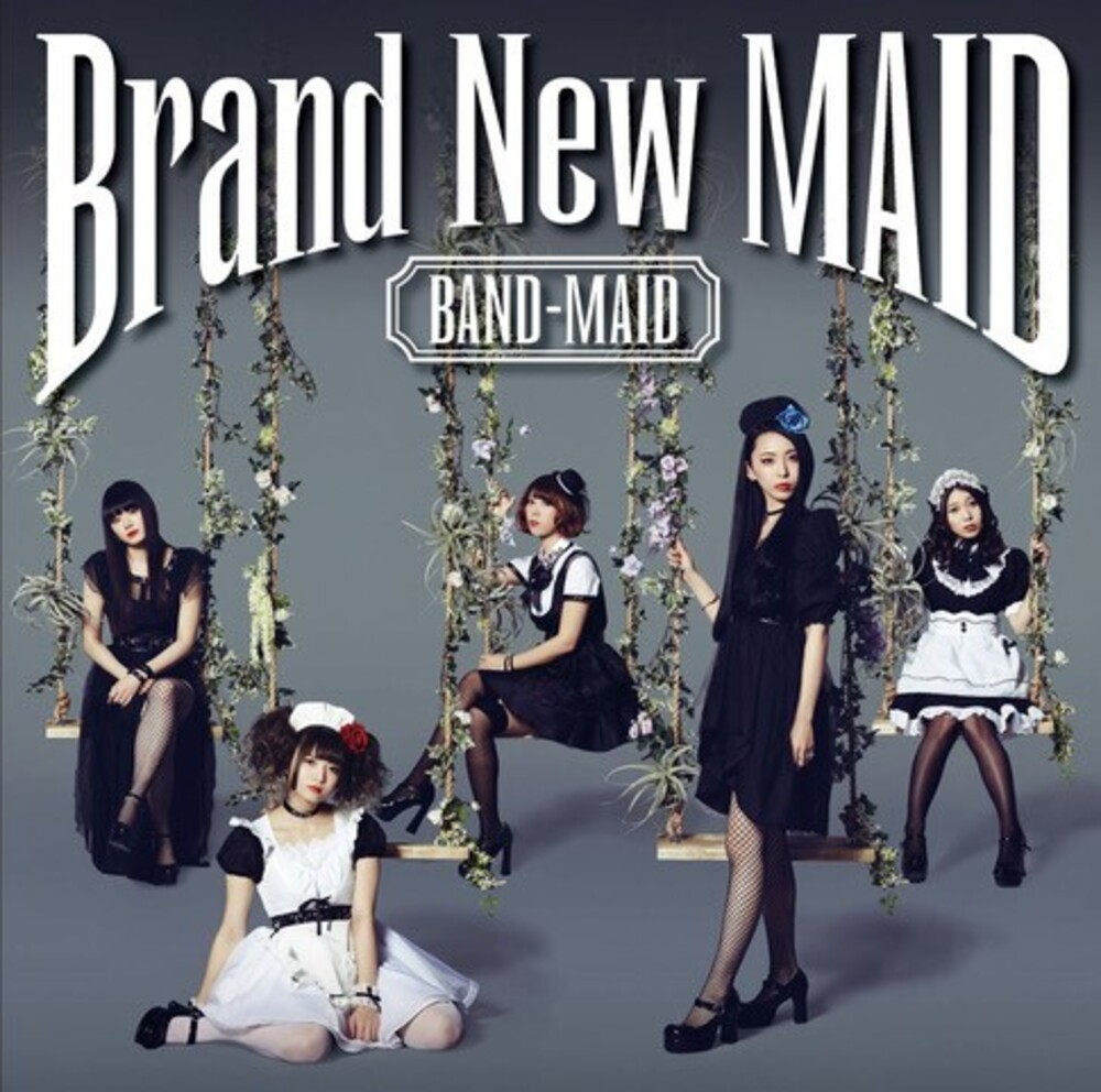 Band-Maid - Brand New Maid