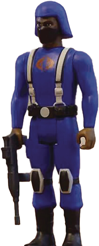 G.I. Joe - Cobra Trooper H-Back (Dark Brown) - G.I. Joe - Cobra Trooper H-Back (Dark Brown) (Fig)