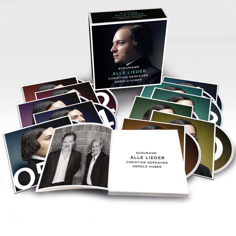 Schumann / Christian Gerhaher - Schumann: Alle Lieder (Box) (Uk)