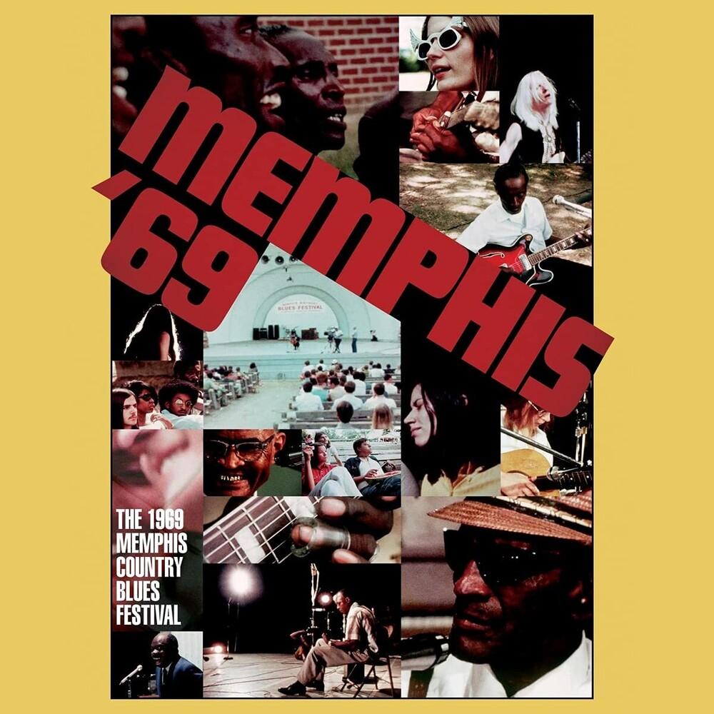 Memphis '69: The 1969 Memphis Country Blues / Var - Memphis '69: The 1969 Memphis Country Blues / Var
