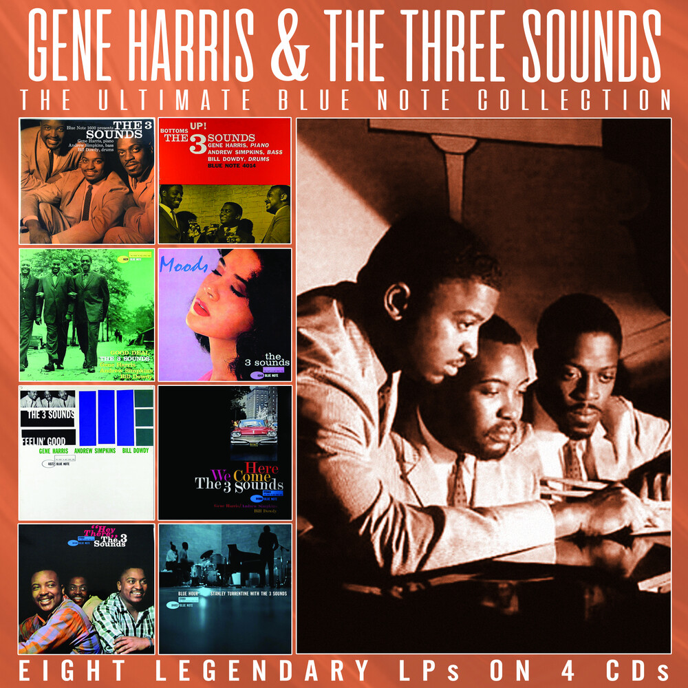 Gene Harris  & The Three Sounds - Ultimate Blue Note Collection