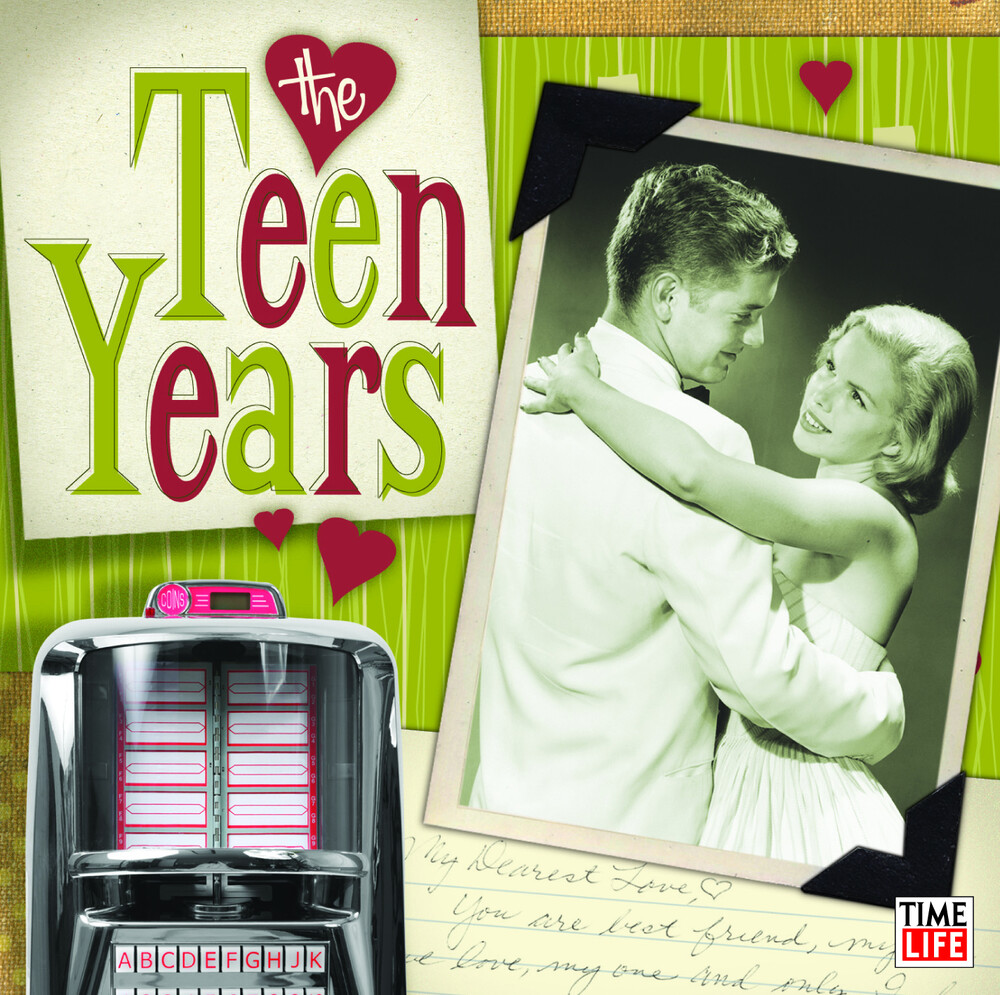 Time Life's Teen Years Collection / Various - Time Life's Teen Years Collection / Various
