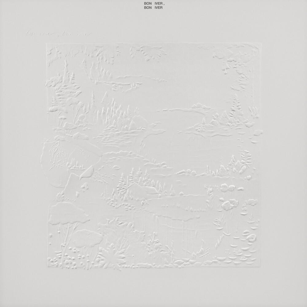 Bon Iver - Bon Iver Bon Iver (10th Anniversary Ed.) (White)
