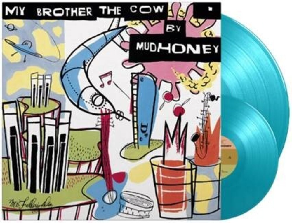 Mudhoney - My Brother The Cow [Colored Vinyl] [Limited Edition] [180 Gram] (Trq) (Wsv)