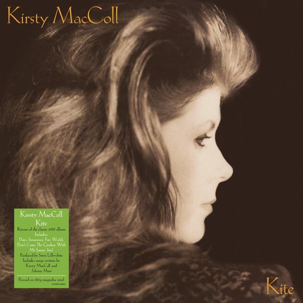Kirsty Maccoll - Kite [Colored Vinyl] (Crem) [Limited Edition] [180 Gram] (Uk)