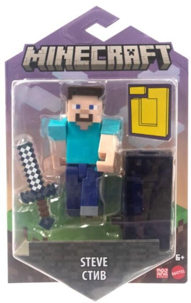 Minecraft - Minecraft Steve (Afig)