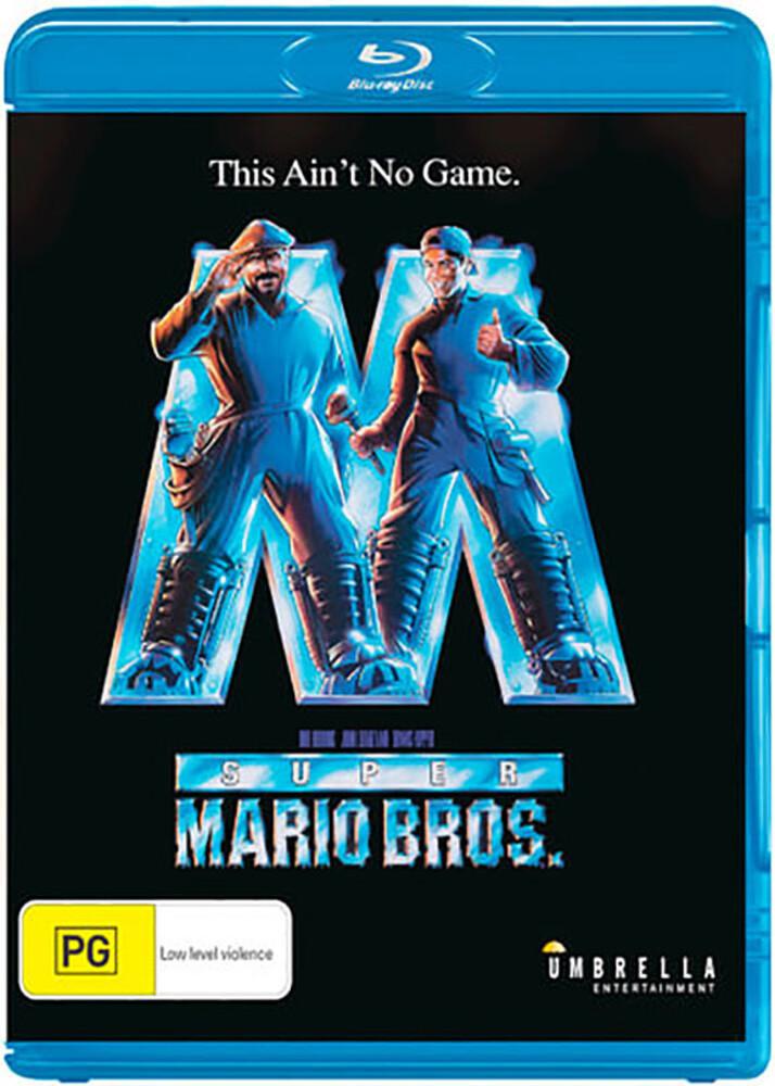 Super Mario Bros - Super Mario Bros / (Aus)