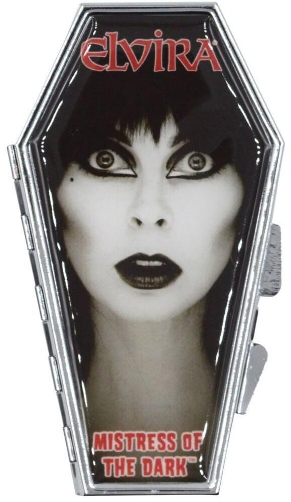 Elvira Face Coffin Compact - Elvira Face Coffin Compact (Clcb)