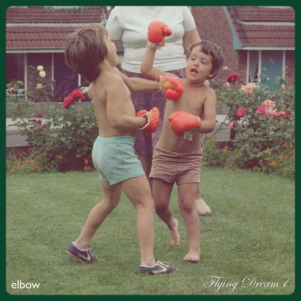 Elbow - Flying Dream 1 [Black LP]