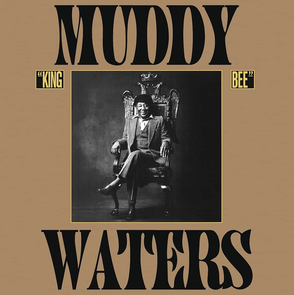 Muddy Waters - King Bee [Limited 180-Gram Solid Blue Colored Vinyl]