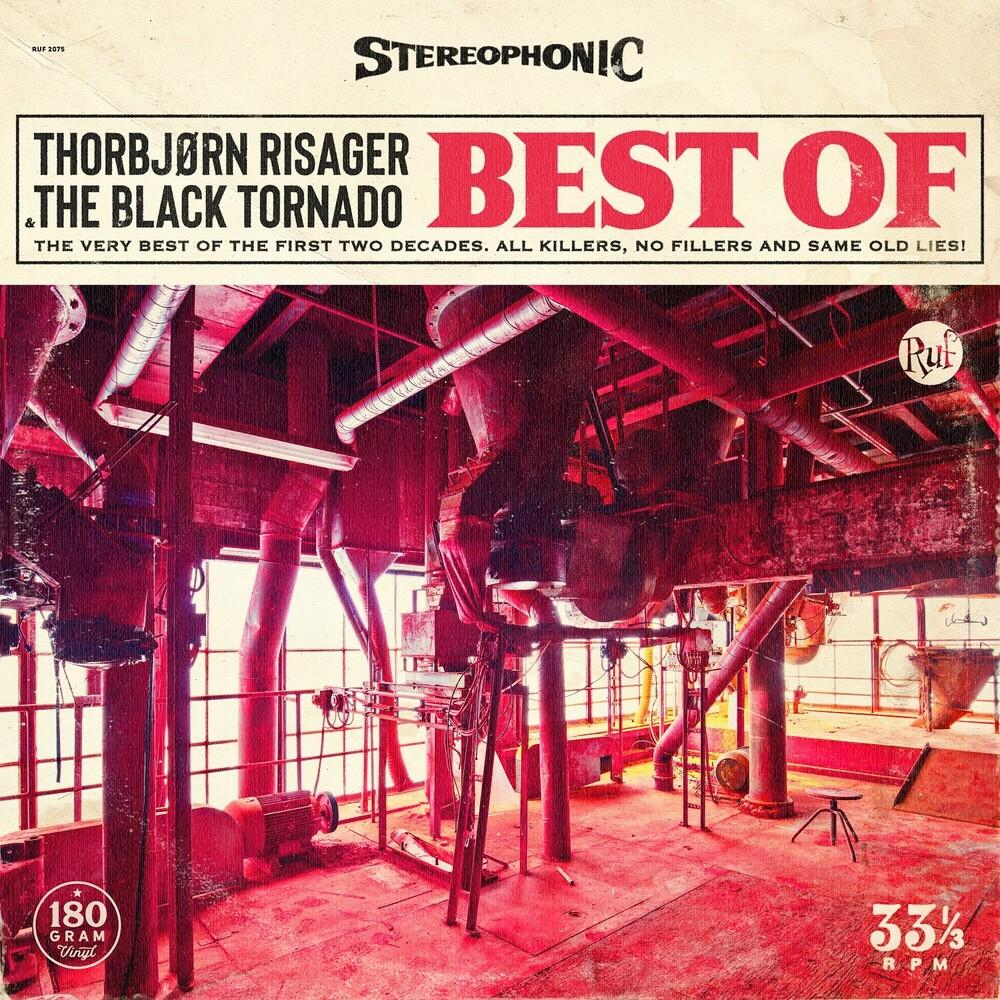 Risager, Thorbjorn / Black Tornado - Best Of