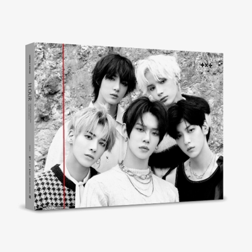 TXT - H:Our In Suncheon (W/Dvd) (Phob) (Phot) (Asia)