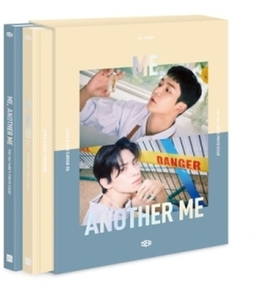 Sf9 - Sf9 Ro Woon & Yoo Yang's Photo Essays (Me Another)