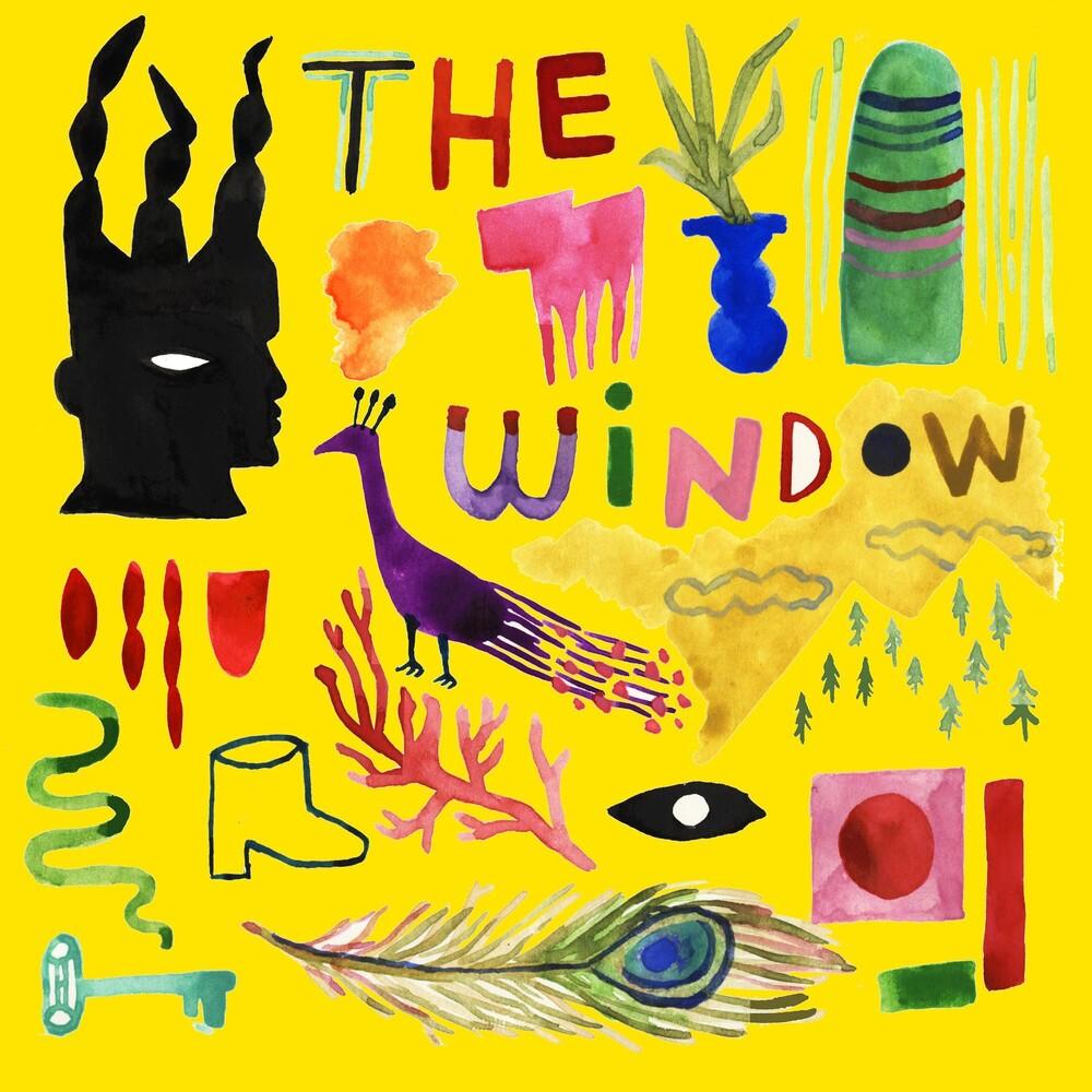Cecile Salvant Mclorin - Window