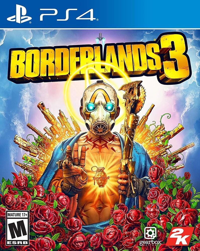 Ps4 Borderlands 3 - Borderlands 3 for PlayStation 4