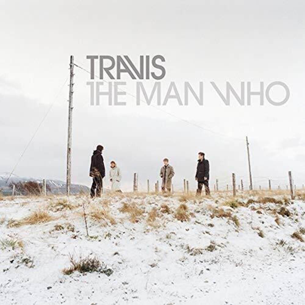 Travis - The Man Who: 20th Anniversary Edition [Deluxe Box Set]