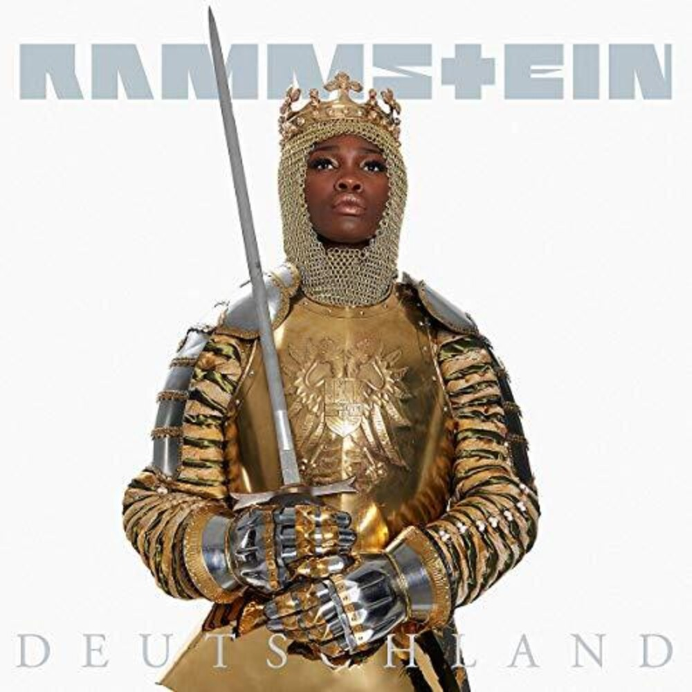 Rammstein - Deutschland [Limited Edition 7in Single]