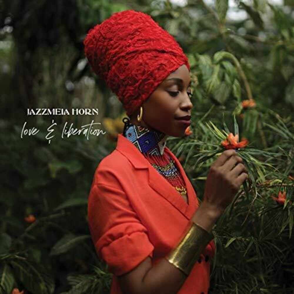 Jazzmeia Horn - Love & Liberation