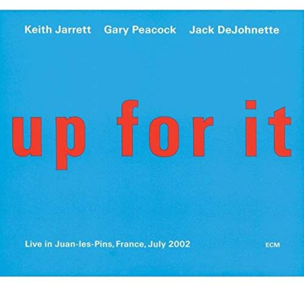 Keith Jarrett - Up For It [Limited Edition] (Jpn)