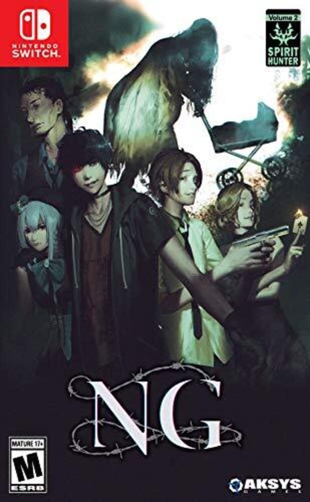 - Spirit Hunter: NG for Nintendo Switch