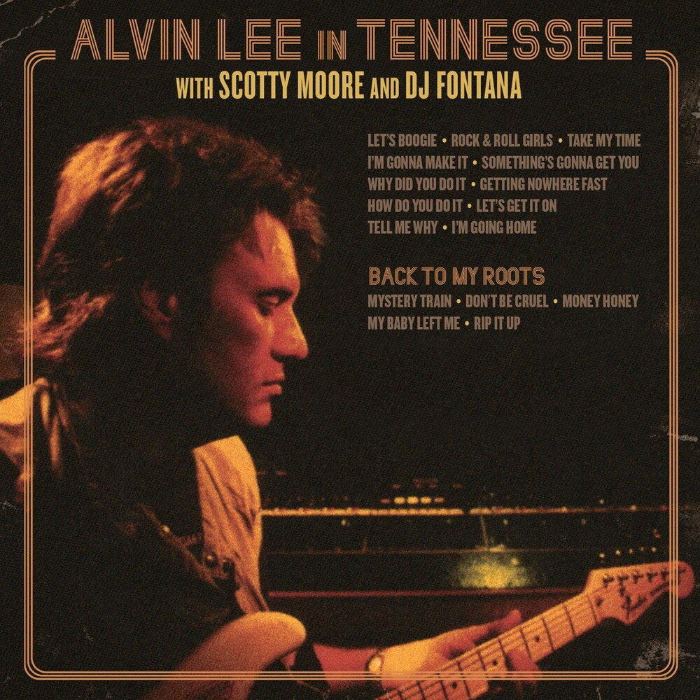 Alvin Lee - Alvin Lee In Tennessee / Back To My Roots