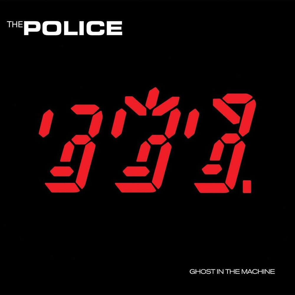 The Police - Ghost In The Machine [LP]