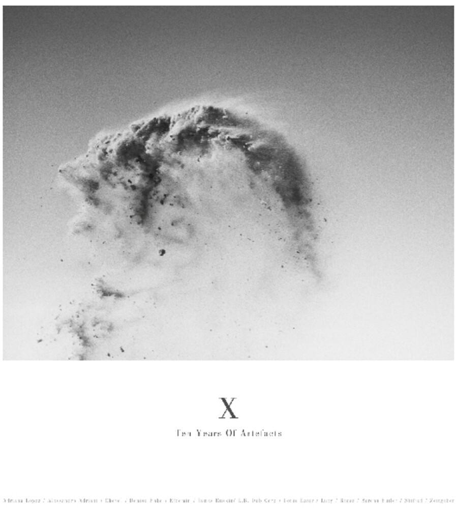 X Ten Years Of Artefacts / Various 3pk - X: Ten Years Of Artefacts / Various (3pk)