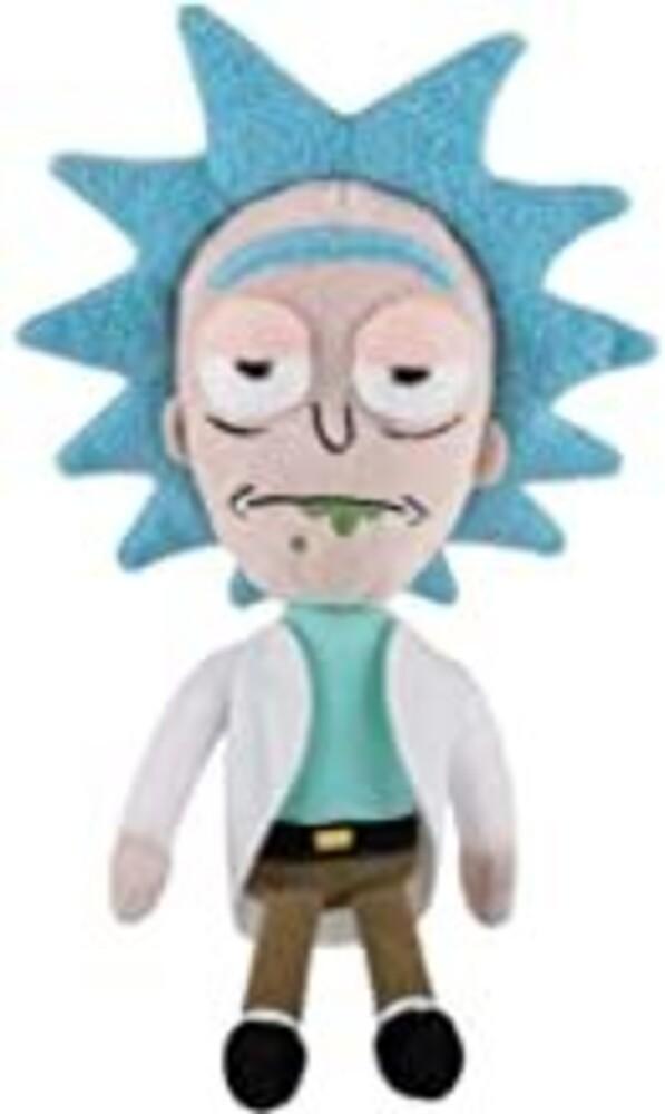 Funko Galactic Plushies: - FUNKO GALACTIC PLUSHIES: Rick & Morty - Rick