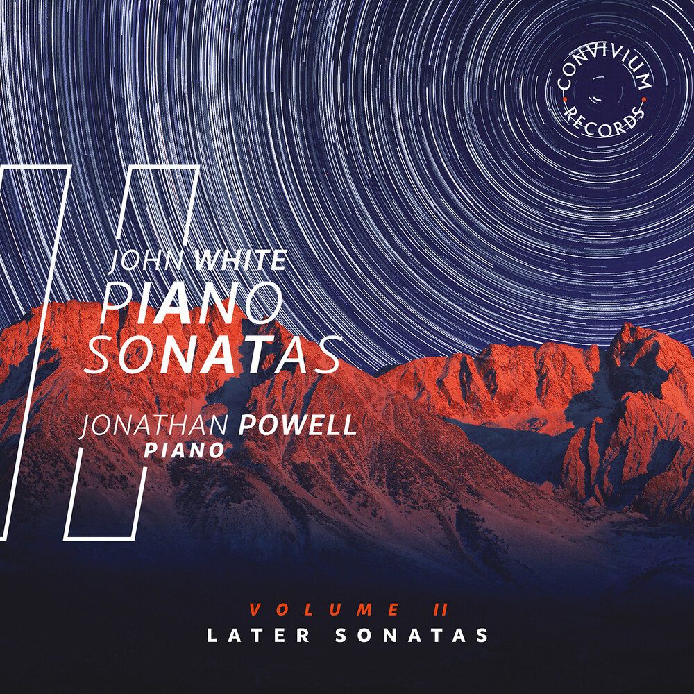 White / Powell - Piano Sonatas 2