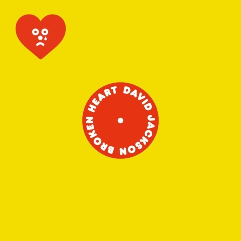 David Jackson - Broken Heart