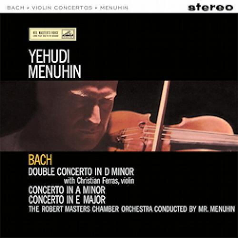 Bach - Violin Concertos [180 Gram]
