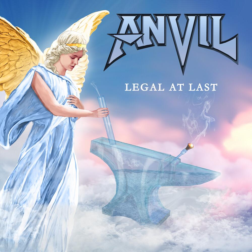 Anvil - Legal At Last [Digipak]