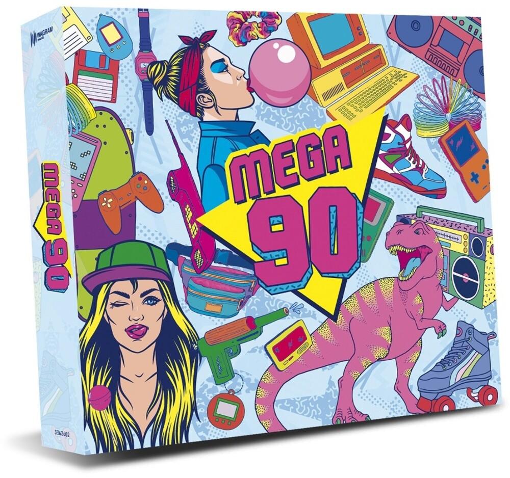 Mega 90 Fra - Mega 90 (Fra)