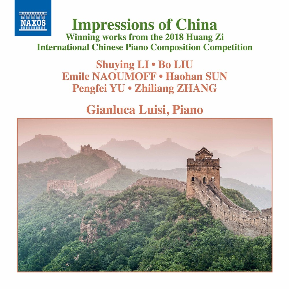 F Liszt - Impressions Of China / Various