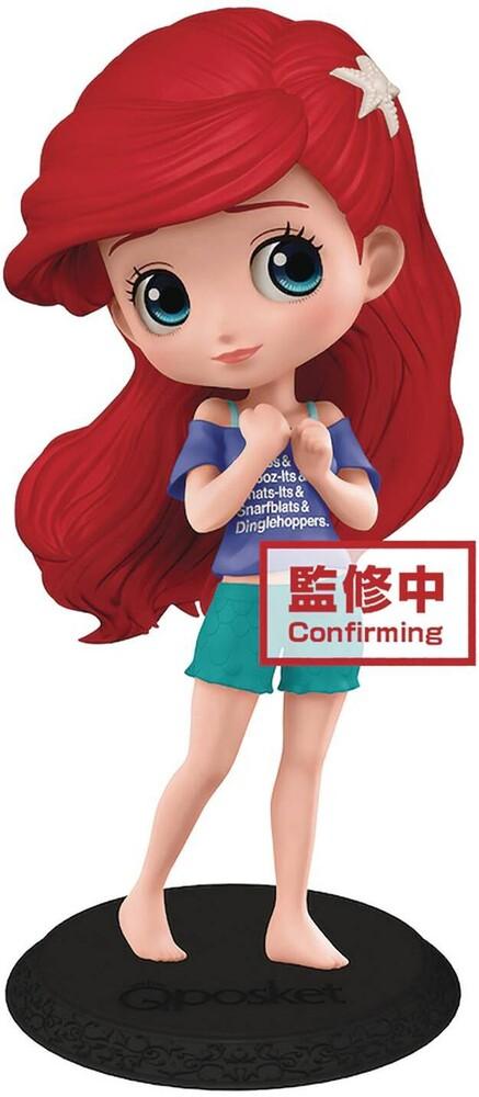 Banpresto - BanPresto Disney Ariel Avatar Style Q posket Figure