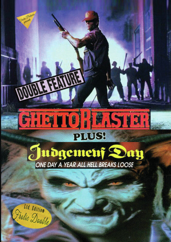 Ghetto Blaster / Judgement Day - Ghetto Blaster / Judgement Day / (Mod)