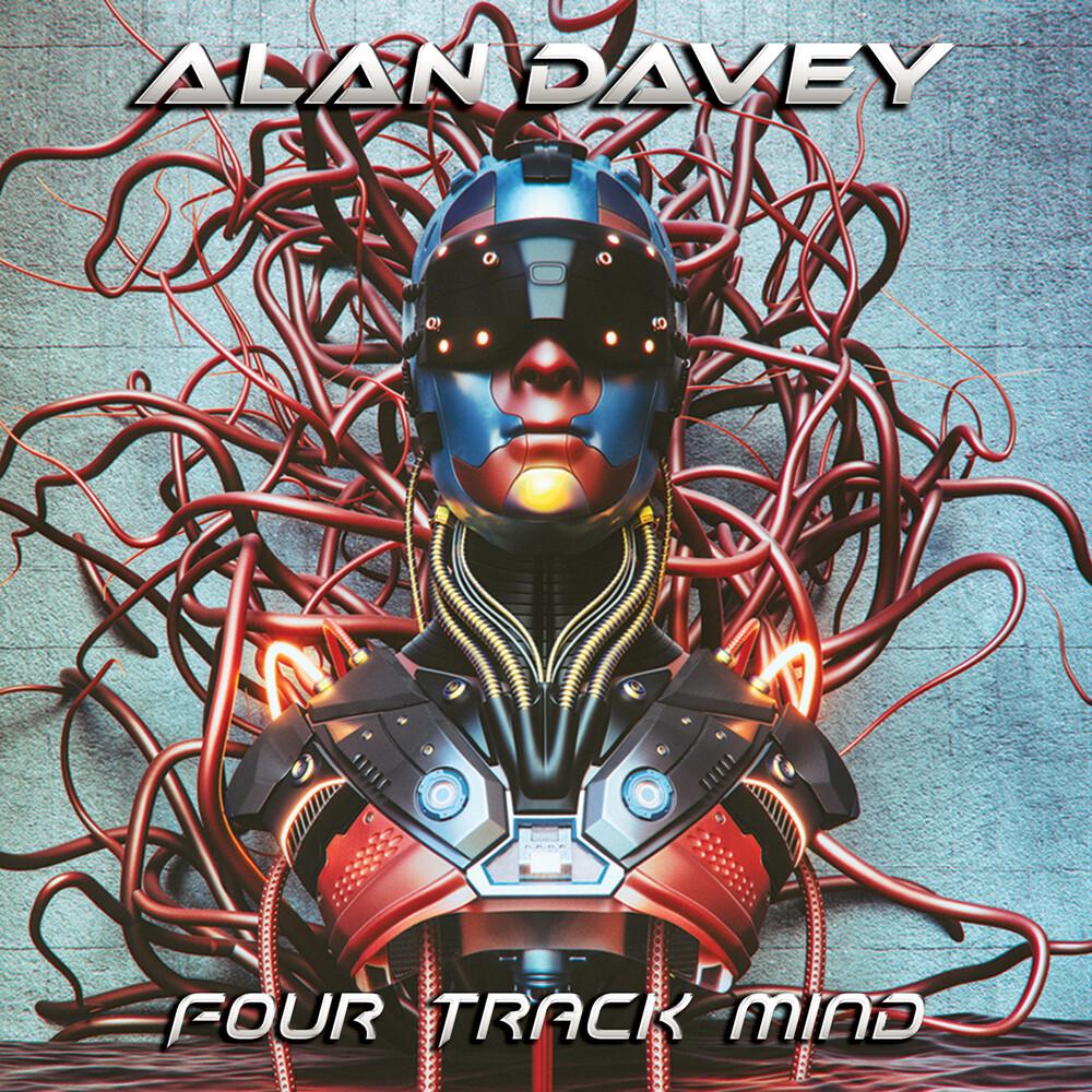 Alan Davey - Four Track Mind